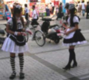 Akihabara_maids1